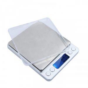 Cân tiểu ly Table topscale 500gx0.01g, cân điện tử mini