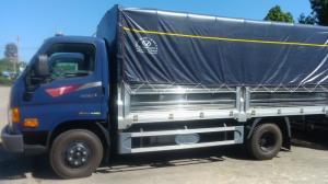 Bán xe Huyndai Hd98s Mui bạt 2016 giao xe nhanh