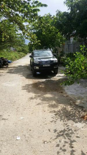 Bán lô đất KQH Phú Bài đối diện NH Vietinbank 192m2