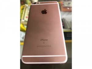 Iphone 6s plus 64G rose gold