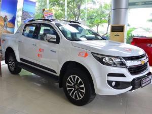 Chevrolet Colorado : Tiêu đề  :Vua bán tải Colorado, trả góp 95%, ưu đãi tháng 10