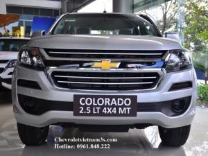 Vua bán tải Colorado, trả góp 95%, ưu đãi tháng 10 mua trả góp chỉ cần 85tr, không cần chứng minh thu nhập