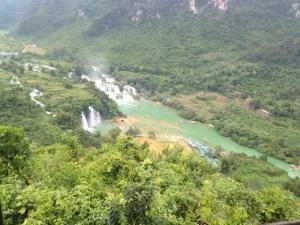 Hồ Ba bể - Thác Bản Giốc - Lạng Sơn