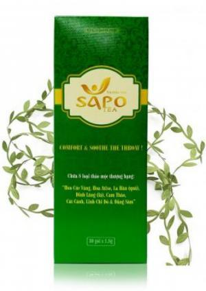 Trà Sapotea - Thanh nhiệt, tiêu đờm, giải độc