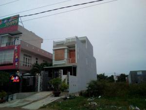 Đất hai mặt tiền ở Gò Bồi, Tuy Phước, Bình Định
