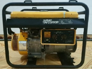 Máy phát điện suzuki SV2300p