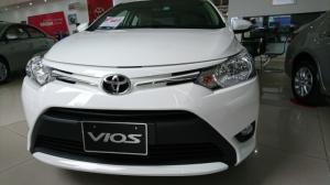Toyota Vios E CVT 2018 số tự động, tặng gói phụ kiện 50 triệu