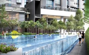 Chung cư cao cấp The Zen Residence - Chốn an nhiên giữa nội thành sầm uất
