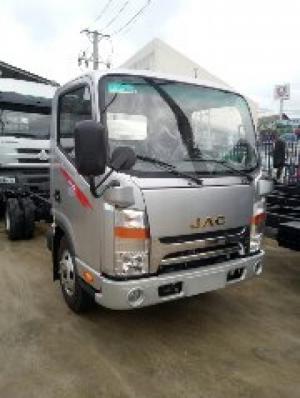 Xe tải Jac thùng 4m3 Đầu vuông