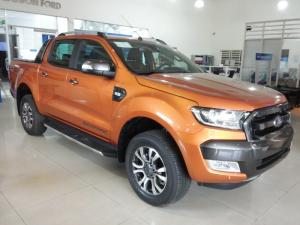 Ford Ranger Wildtrack 3.2 2017 NAV