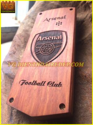 Vỏ gỗ clb bóng đá