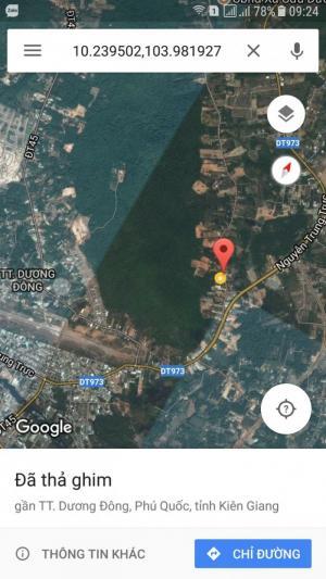 Mở Bán Đất Nền Phú Quốc Dự Án Ocean Land 3 - Số Lượng Hạn Chế