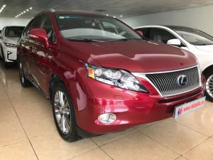 Bán lexus Rx450h model 2010 nhập khẩu Mỹ đủ đồ đăng ký 2011