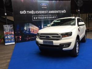 Ford Everest Ambiente 2018 2.2L 6Mt ( Sắp Ra Mắt)