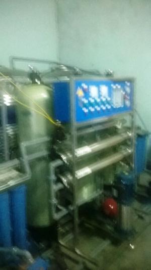 Cần bán gấp dây chuyền lọc nước công nghệ ro của mỹ