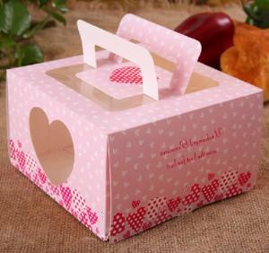 In hộp bánh Kem đẹp giá rẻ tại Tp.HCM