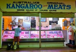 Thịt Kangaroo Nhập Khẩu Từ Úc