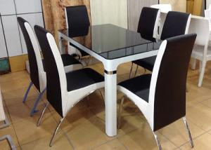 Bộ bàn ăn cao cấp X08/Y09