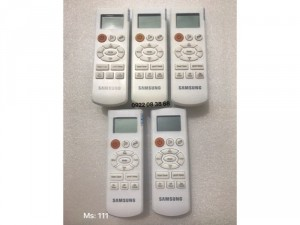 Remote Máy Lạnh SAMSUNG, Chính Hãng, Mới 100%, Tặng kèm 2 Pin 3A, Giá 270k
