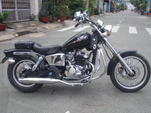 Moto Rebel USA 125c 2k15 mới 99% odo 4000km chính chủ bstp xe 2 máy