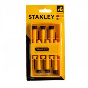 Bộ tô vít điện tử 6 cây Stanley 66-052