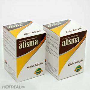 Có bán Sản phẩm Chống béo phì, gan nhiễm mỡ, lipid máu cao- ALISMA