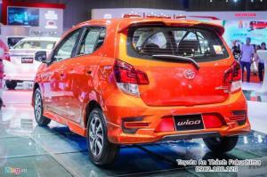 Nhận Đặt Mua Toyota Wigo 2018 Tự Động Nhập Khẩu Indonesia, Mua Trả Góp Vay 100% Xe Đến 9 Năm