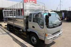 Xe tải JAC 8.4 tấn, thùng dài 7.3m