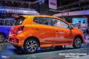 Nhận Đặt Mua Toyota Wigo 2018 Số Sàn Nhập Khẩu Indonesia, Mua Trả Góp Vay 100% Xe Đến 9 Năm