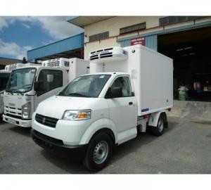 Suzuki 750kg thùng đông lạnh giá tốt