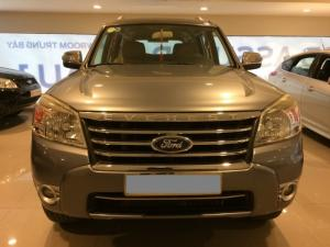Ford Everest Limited 2009