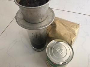 Cà phê DakLak 190k/1kg