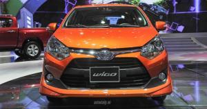 Nhận Đặt Hàng Xe Toyota Wigo 2018 Nhập Khẩu Indonesia