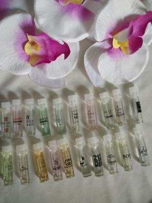 Sét mẫu nước hoa  ống 2ml hộp 20 ống
