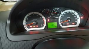 Bán Chevrolet Aveo LTZ 1.4AT sản xuất T9/2017 màu trắng số tự động biển SG