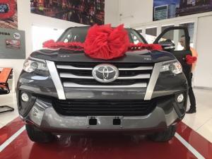 Nhận Đặt Hàng Xe Toyota Fortuner 2018 Nhập Khẩu Máy Dầu Số Tự Động