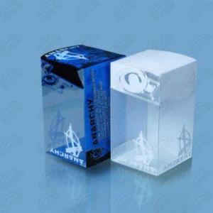 In ấn hộp nhựa pet, pvc