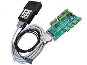 Bộ điều khiển DSP và không dây tiện lợi dành cho máy cnc