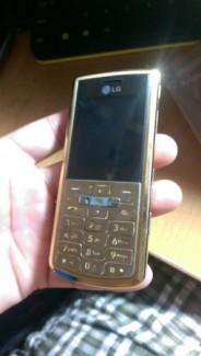 Lg ke770 gold kim loại