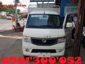 Xe tải Kenbo 990kg thùng mui bạt dài 2m7 - 2.7 mét