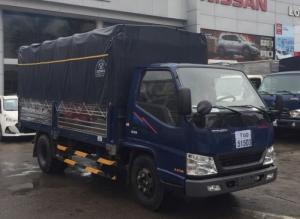 Xe Hyundai iz49 Đô Thành 2.4 tấn màu xanh