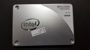 Ổ cứng laptop ssd | Ổ cứng 180GB SSD Intel SSD Pro 1500 Series