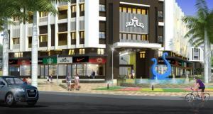 Căn hộ Shophouse Monarchy, mua 1 được 3: tiện ở, kinh doanh và đầu tư