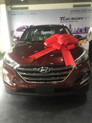 Hyundai Tucson CKD 2017 Giá Tốt Nhất tại HCM
