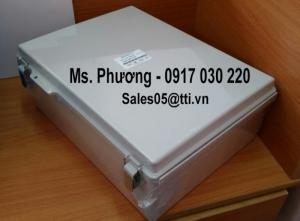Tủ Điện nhựa chống thấm nước kích thước 20x30cm IP67