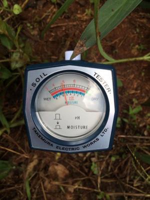 Bút đo PH đất