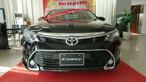 Toyota Camry New 2017, Ưu đãi 80 triệu, trả trước 10% nhận xe ngay
