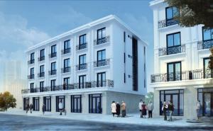 Bán căn góc nhà 4T xây mới Đường Yên phúc, Vắn quán (45m2-4PN-4Wc-Kiến trúc đẹp)