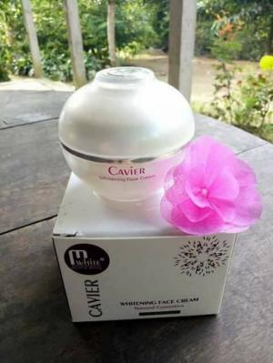 Face thạch Cavier M'white