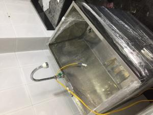 Bồn rửa tay vô trùng 1 vòi giá rẻ